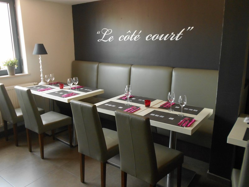C t court restaurant wanze huy galerie photos for Restaurant la salle a manger tunis